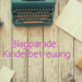Kinderbetreuung - Einladung zur Blogparade
